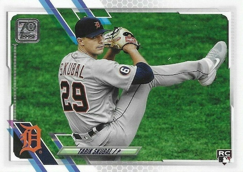2021 Topps Series 1 Baseball Variations Gallery and Checklist 46