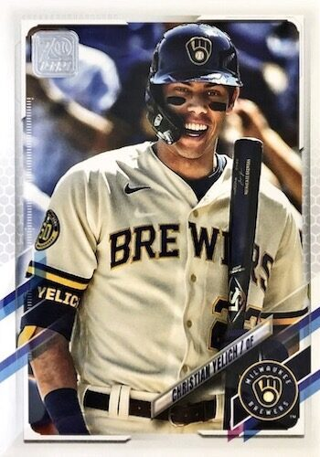 2021 Topps Series 1 Baseball Variations Gallery and Checklist 55