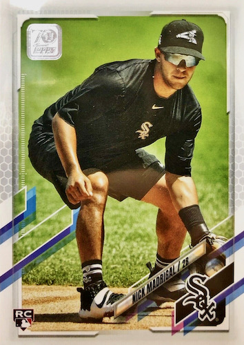 2021 Topps Series 1 Baseball Variations Gallery and Checklist 83