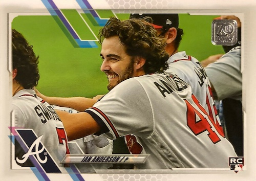 2021 Topps Series 1 Baseball Variations Gallery and Checklist 106