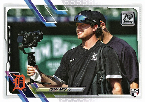 2021 Topps Series 1 Baseball Variations Gallery and Checklist 159