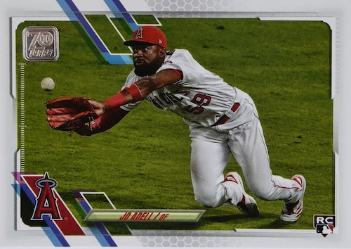2021 Topps Series 1 Baseball Variations Gallery and Checklist 32
