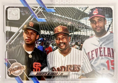 2021 Topps Series 1 Baseball Variations Gallery and Checklist 128