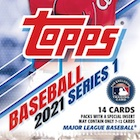 2021 Topps Series 1 Baseball Cards