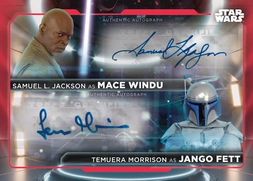 2021 Topps Star Wars Battle Plans Trading Cards 6