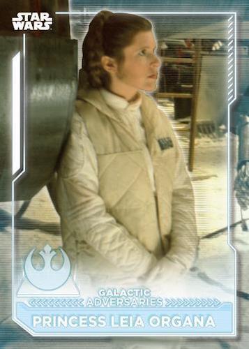 2021 Topps Star Wars Battle Plans Trading Cards 4