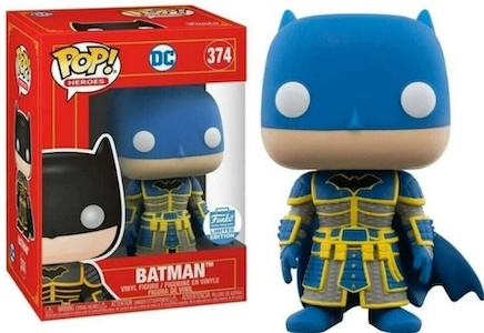 Ultimate Funko Pop Batman Figures Gallery and Checklist 127