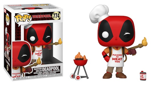 Ultimate Funko Pop Deadpool Figures Checklist and Gallery 80