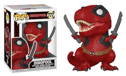 Ultimate Funko Pop Deadpool Figures Checklist and Gallery 84
