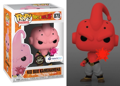 Ultimate Funko Pop Dragon Ball Z Figures Checklist and Gallery 164