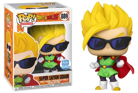 Ultimate Funko Pop Dragon Ball Z Figures Checklist and Gallery 162