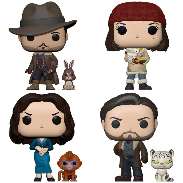 Funko Pop His Dark Materials Figures 1