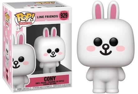 Funko Pop Line Friends Figures 3