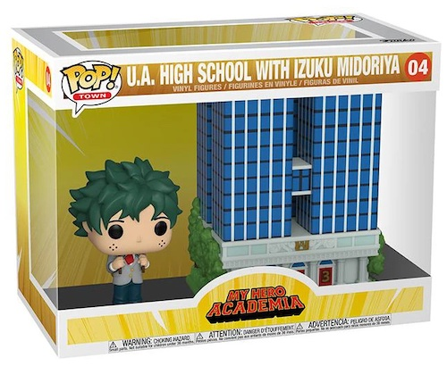 Ultimate Funko Pop My Hero Academia Figures Gallery and Checklist 65