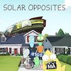 Funko Pop Solar Opposites Figures