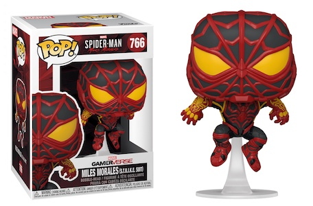Ultimate Funko Pop Spider-Man Figures Checklist and Gallery 82