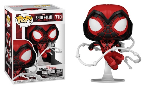 Ultimate Funko Pop Spider-Man Figures Checklist and Gallery 86