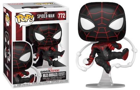 Ultimate Funko Pop Spider-Man Figures Checklist and Gallery 88