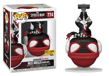 Ultimate Funko Pop Spider-Man Figures Checklist and Gallery 90