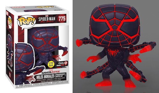Ultimate Funko Pop Spider-Man Figures Checklist and Gallery 91