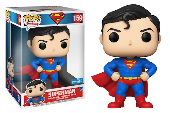 Ultimate Funko Pop Superman Figures Checklist and Gallery 23