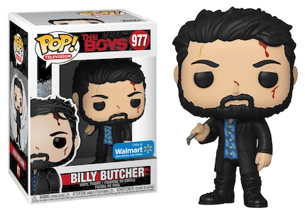 Ultimate Funko Pop The Boys Figures Gallery and Checklist 2