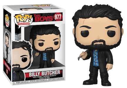 Ultimate Funko Pop The Boys Figures Gallery and Checklist 1