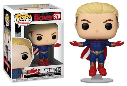 Ultimate Funko Pop The Boys Figures Gallery and Checklist 3