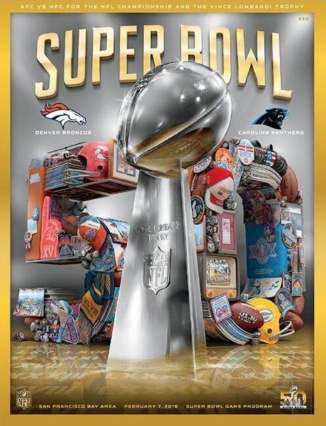 Ultimate Super Bowl Programs Collecting Guide 52
