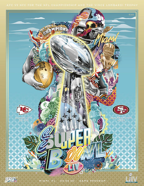 Ultimate Super Bowl Programs Collecting Guide 56