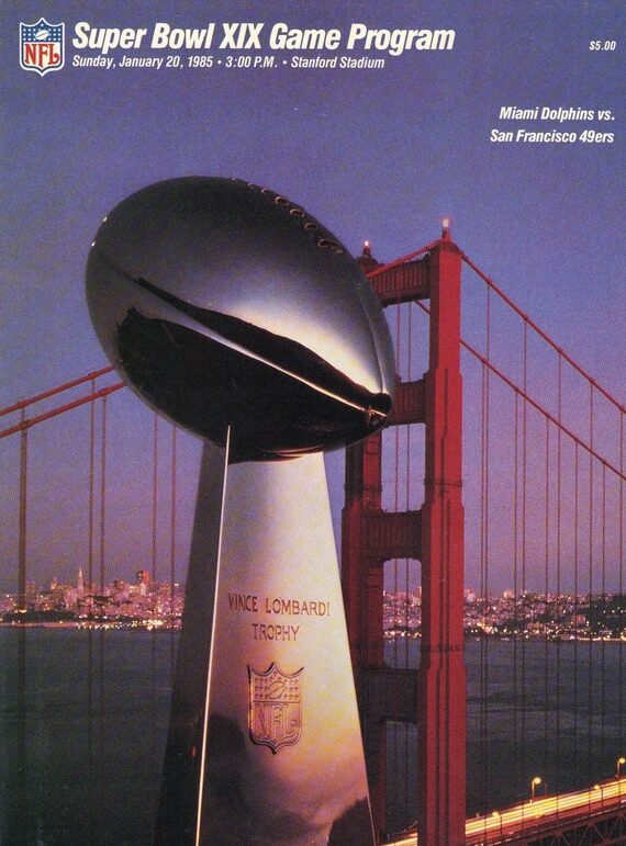 Ultimate Super Bowl Programs Collecting Guide 21