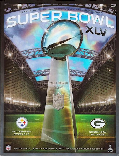 Ultimate Super Bowl Programs Collecting Guide 47