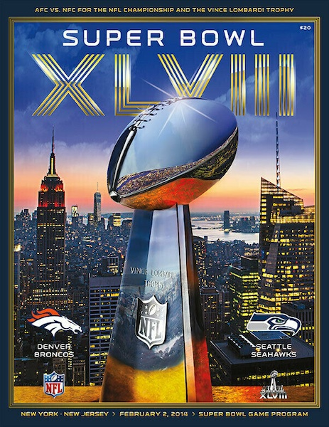 Ultimate Super Bowl Programs Collecting Guide 50
