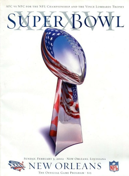 Ultimate Super Bowl Programs Collecting Guide 38
