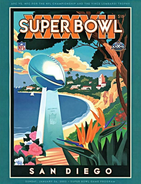 Ultimate Super Bowl Programs Collecting Guide 39