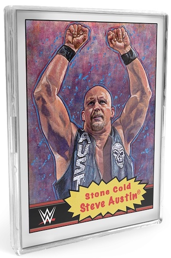 Topps Living Set WWE Wrestling Cards Checklist 1