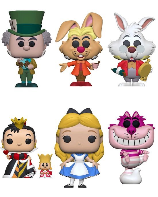 Ultimate Funko Pop Alice in Wonderland Figures Checklist and Gallery 21
