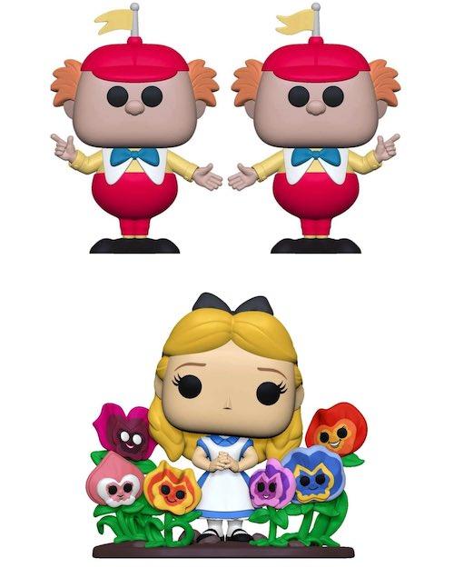 Ultimate Funko Pop Alice in Wonderland Figures Checklist and Gallery 22