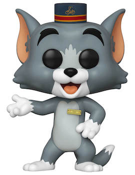 Ultimate Funko Pop Tom and Jerry Figures Gallery and Checklist 6