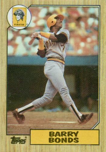 1987 Topps Baseball Cards 3