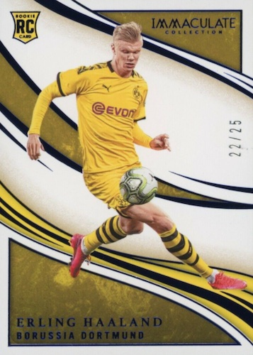 Top Erling Haaland Cards to Collect 10