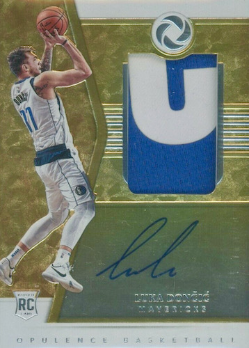 Top Luka Doncic Rookie Cards to Collect 31