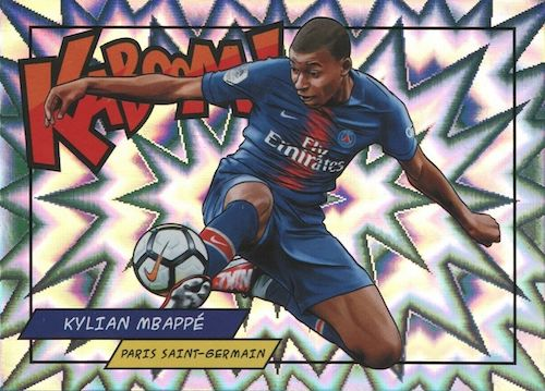 Top Kylian Mbappe Cards to Kickstart Your Collection 4