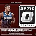 2020-21 Donruss Optic Basketball Cards Checklist