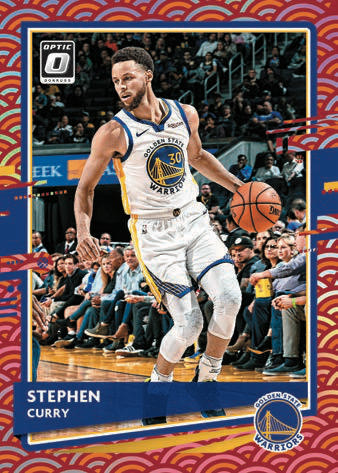 2020-21 Donruss Optic Basketball Cards - Checklist Added 3