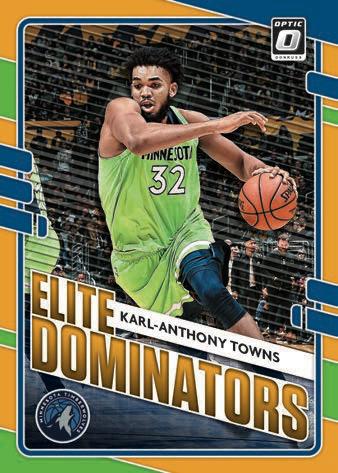 2020-21 Donruss Optic Basketball Cards - Checklist Added 5