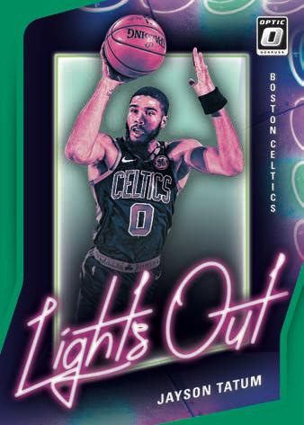 2020-21 Donruss Optic Basketball Cards - Checklist Added 4