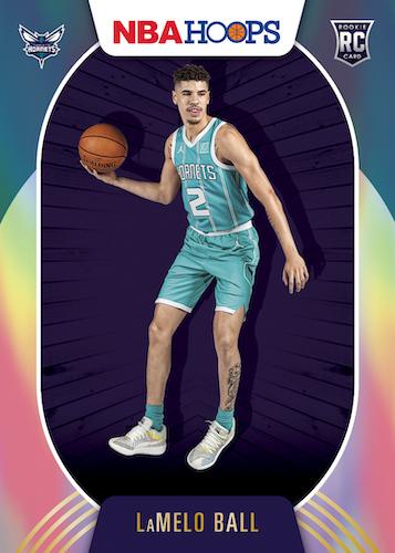 2020-21 NBA Hoops Premium Box Set Basketball Cards 3