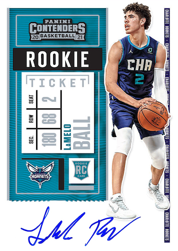 2020-21 Panini Contenders Basketball Cards - Checklist Added 6