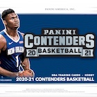 2020-21 Panini Contenders Basketball Cards